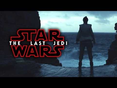 Star Wars Episode 8: The Last Jedi Official Trailer (Star Wars Celebration 2017) - YouTube