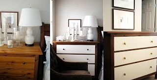 flourish design + style: projects + diy .... went to the sight, this is what the dresser looked like before! they did a wonderful job!!!