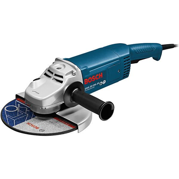 Bosch GWS 20-230JH (Vinkelsliper) - Laveste pris 1208,-