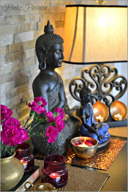Deepavalli, Diwali, Diwali Décor, Diwali Inspiration, Diwali Vignette, Home  Decor, · Meditation RoomsLiving Room ...