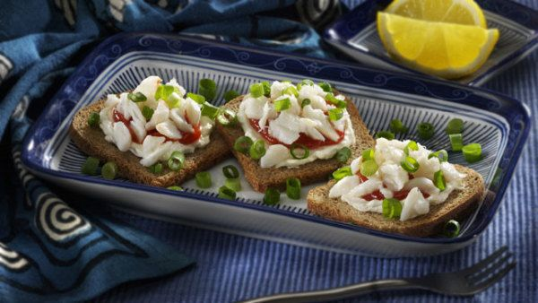 Crowd-Pleaser Crab Appetizers