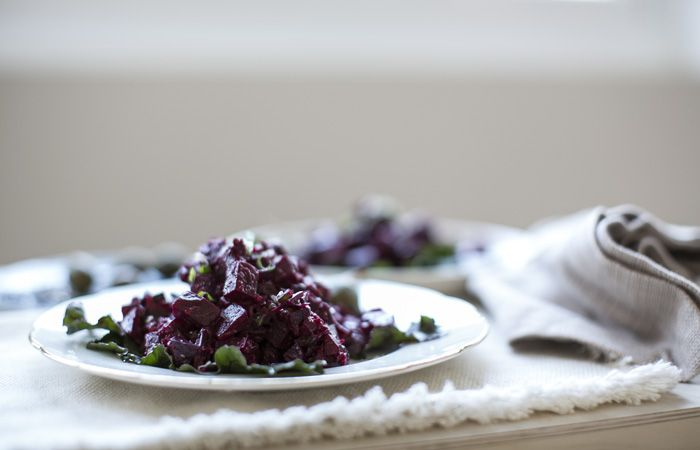 beet tartare - what's cooking good looking - a healthy, seasonal ...