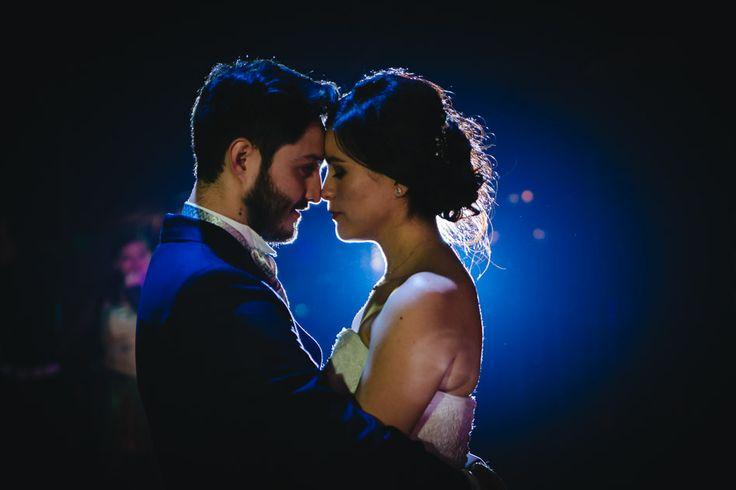 Alejandra y Sebastián