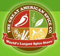 Great American Spice Company Logo