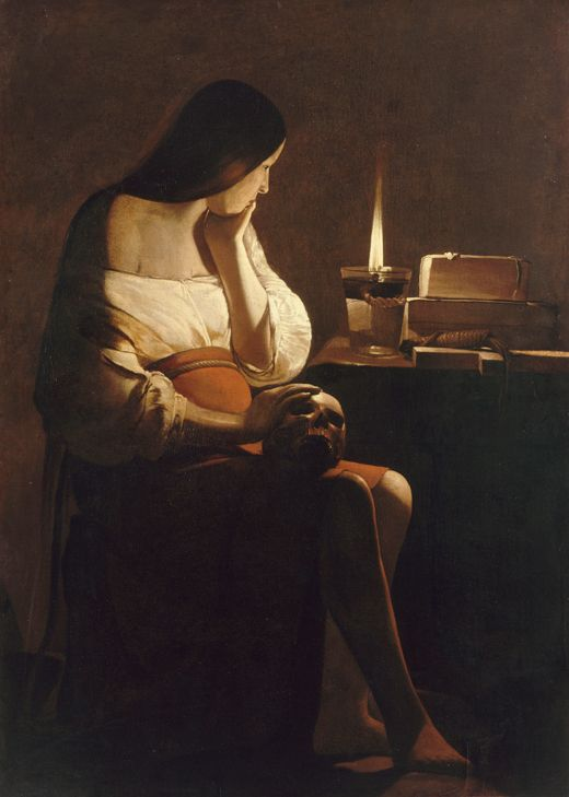 the magdalene with the smoking flame analysis essay Painted by french baroque painter georges de la tour magdalen with the smoking flame, c 1640, is housed at the los angeles county.