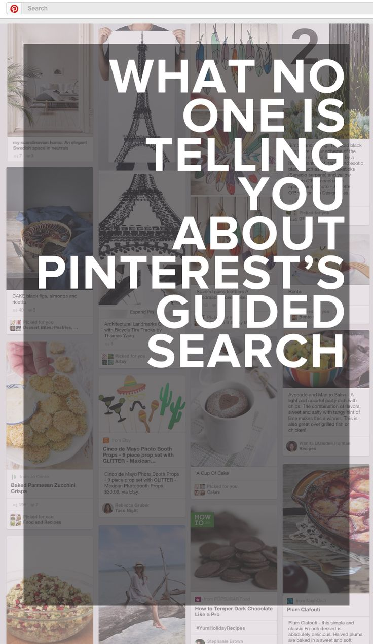 """I'm calling it — Pinterest is """"the new Google."""" I use Pinterest more and more as my go-to search function when I'm looking for new ideas and trends. And if you need idea generation, I'm betting you use Pinterest 100% more than Google these days. But rather than scouring Pinterest's Popular tag and trying to create random content related to that trend here's a pro tip that will cut your work in half."""
