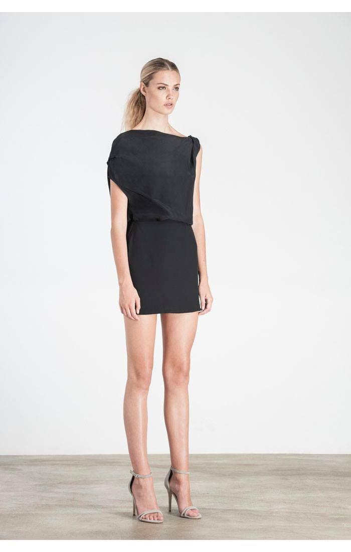Elliatt - Genre Mini Dress In Black