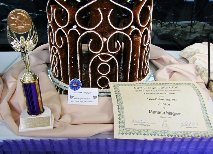 30. Annual Sugar Art & Cake Competition/San Diego