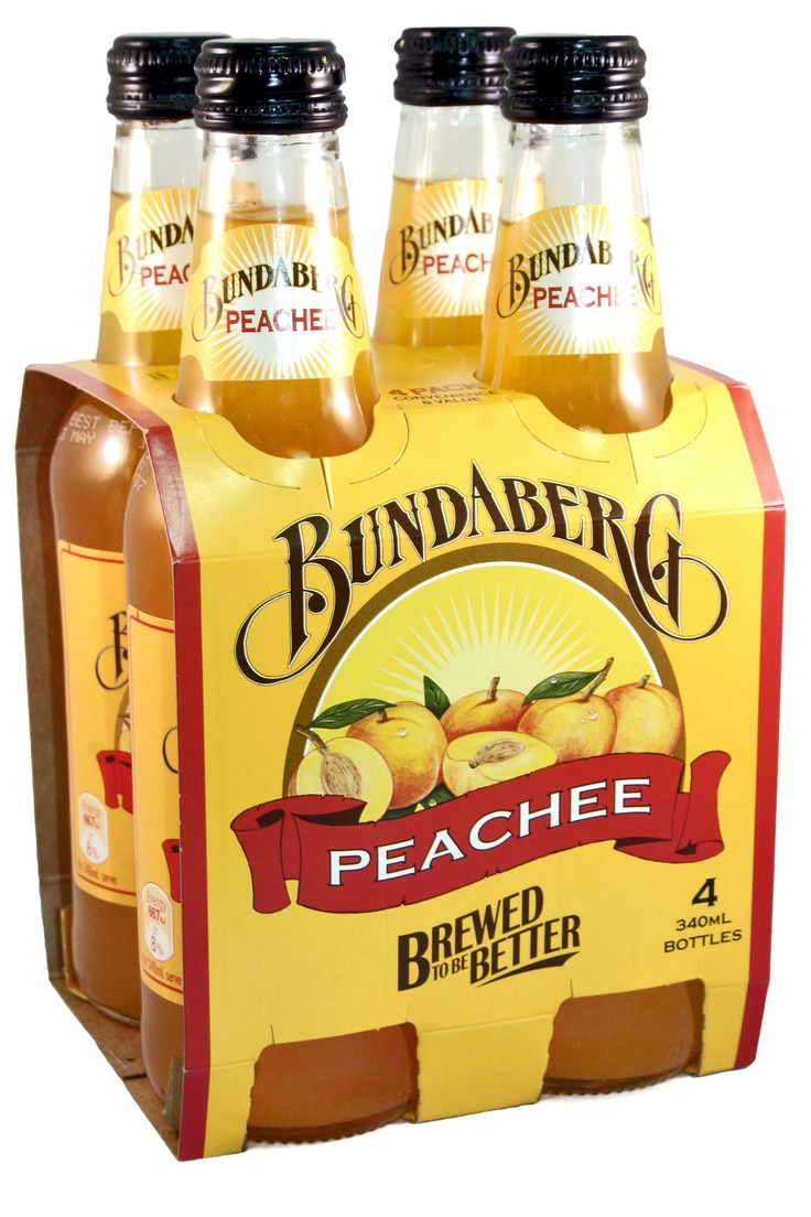Bundaberg Peachee.... love it!