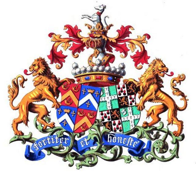 Tout sur l'héraldique : dessin de blasons et d'armoiries: CORNET DE PEISSANT-WHETTNALL : armorial des allian...