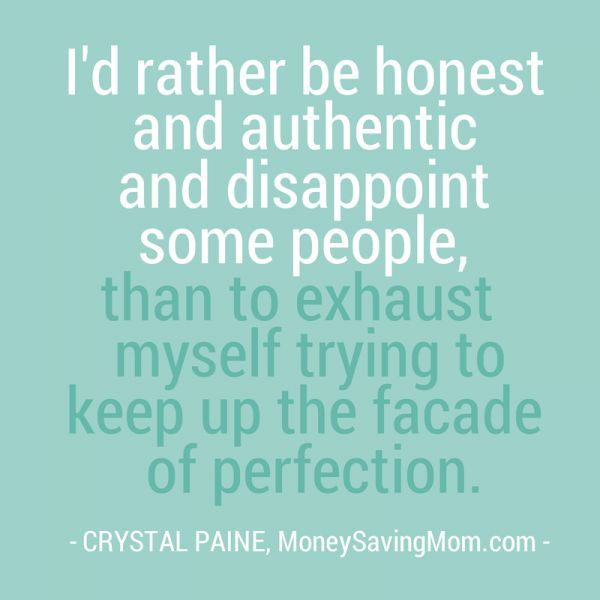 "Authenticity ""My nail-biting habit, shame, and what I'm learning about authenticity"" - Money Saving Mom®"