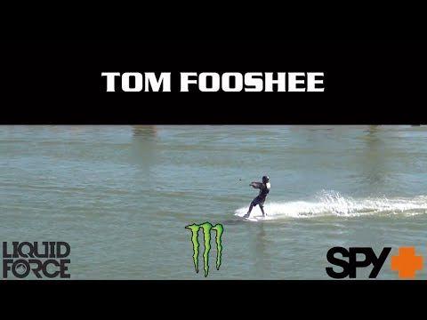 5X WWA Wake Park Champ Tom Fooshee shreds Texas Ski Ranch - Filmed by SOLOSHOT2