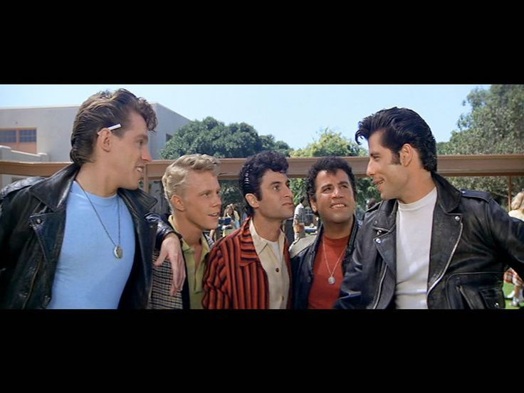 t-birds grease - Google Search