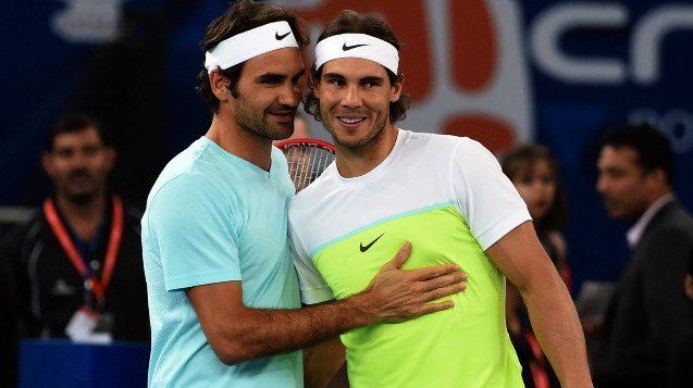 Roger Federer & Rafael Nadal will play doubles together at the #LaverCup. Unbeatable!