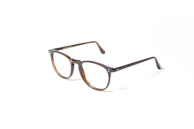 L.G.R sunglasses Mod. NUBIA havana brown