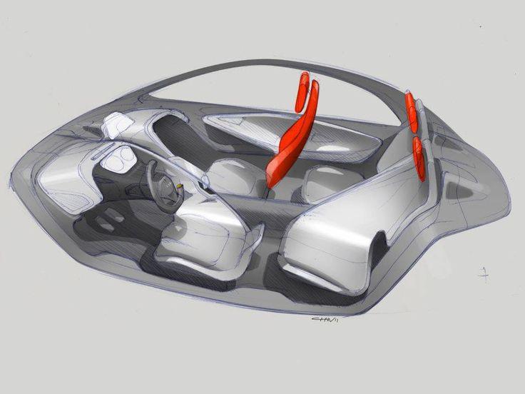 378382 10150360832691461 113872546460 8466982 1318670376 n-1. Car Interior  DesignInterior SketchCar ...