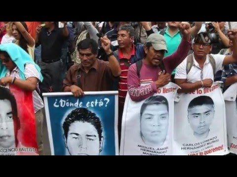 El caso Ayotzinapa evidencia un Narco-Terrorismo de Estado