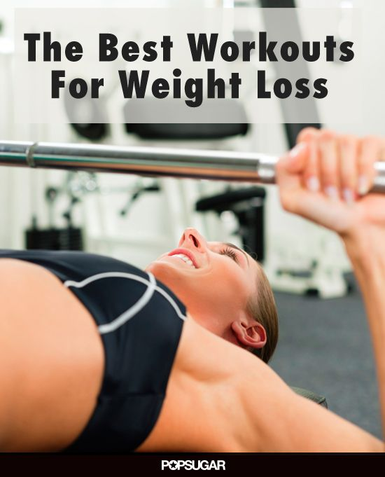 The Best Workouts For Weight Loss - Are you maximizing your calorie-burning time when you work out? Make those minutes count with these workouts for weight loss. Read on to learn just why these workouts are great for losing those pounds, as well as routines for each type of workout.