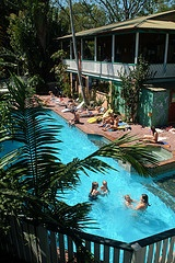 If you ever make it to Australia, specifically my favorite place in the world, Byron Bay, YOU MUST STAY HERE.