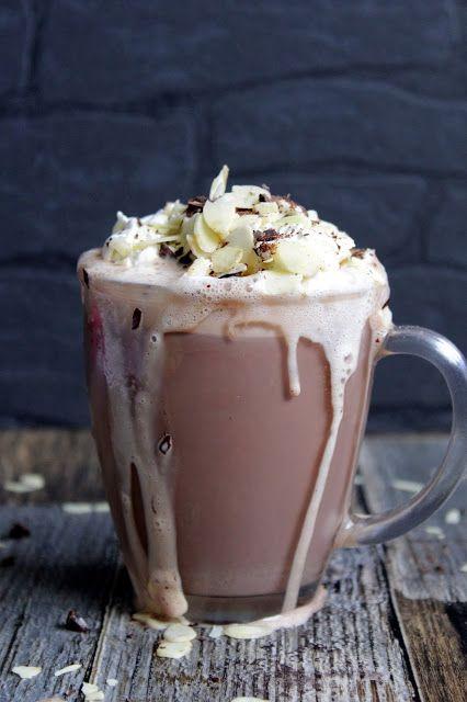 Rezepte mit Herz: Hot Chocolate Amaretto ♡