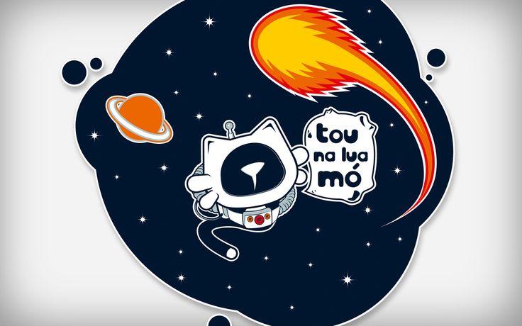 Tou na Lua Mó | Miau Miau Mó Store