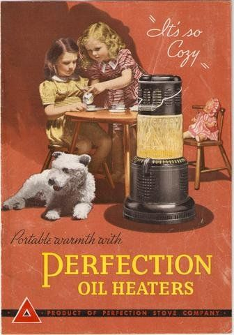 dating a perfection heater Heaters perfection kerosene heaters restoration starts at the mark   vintage perfection kerosene heater  perfection enamel oil heater, pat date  1913.