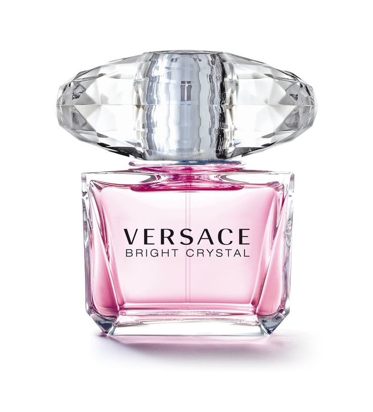 Versace Bright Crystal. I got this for myself for Xmas. Bought it blind, having not ever smelled it before. I look forward to trying it out.
