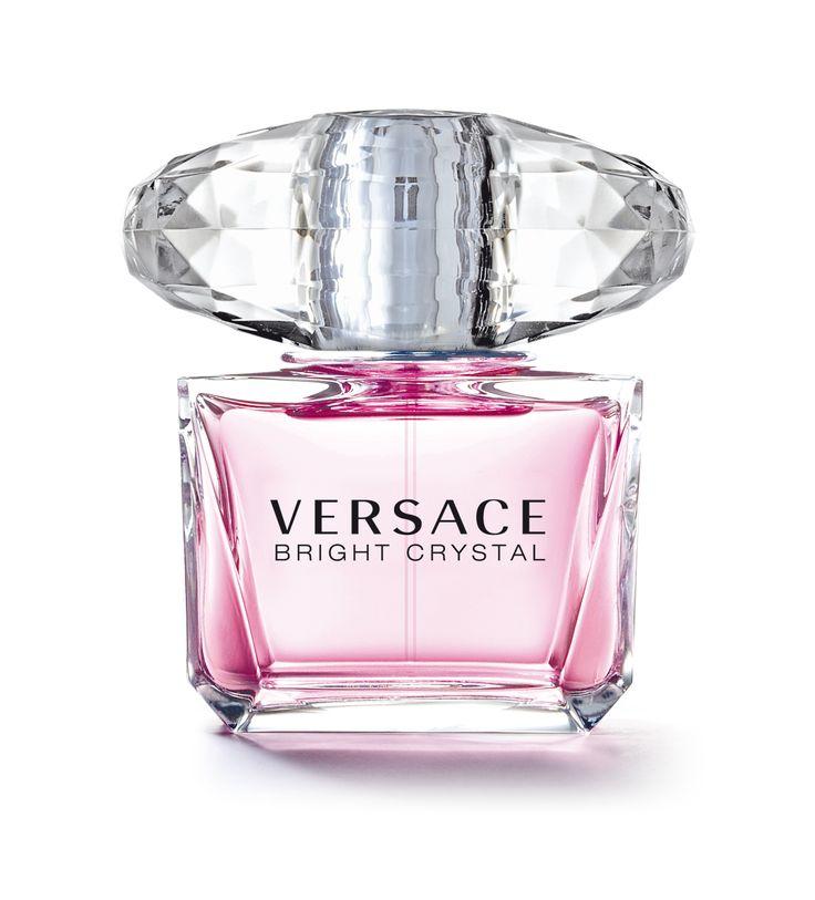 Versace Bright Crystal Women's Fragrance.  #VersaceFragrances #Versace