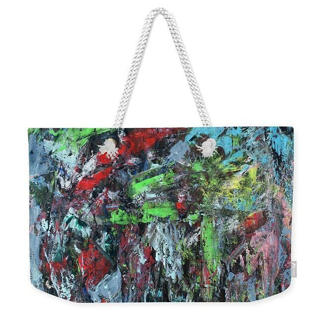 Abstract Weekender Tote Bag and much more for as low as 3595$. Check my website -  http://ift.tt/2nChAuK  #liyri #art #weekend #sun #fun #young #power #top #best #colour #happy #abstract #totebag #artprints ...it's my pleasure to see your smile