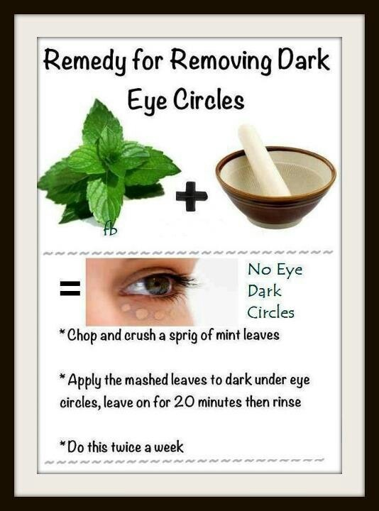 Makeup is great, but let's not mask our flaws. Enhance your natural beauty & remove dark circles under eyes!!