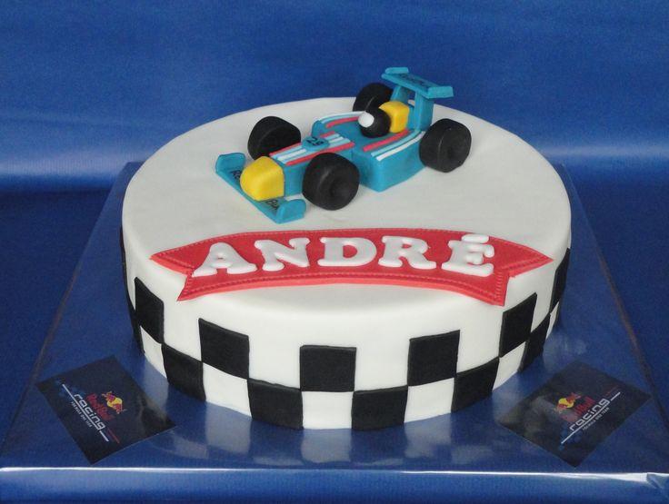 Formule 1 taart F1