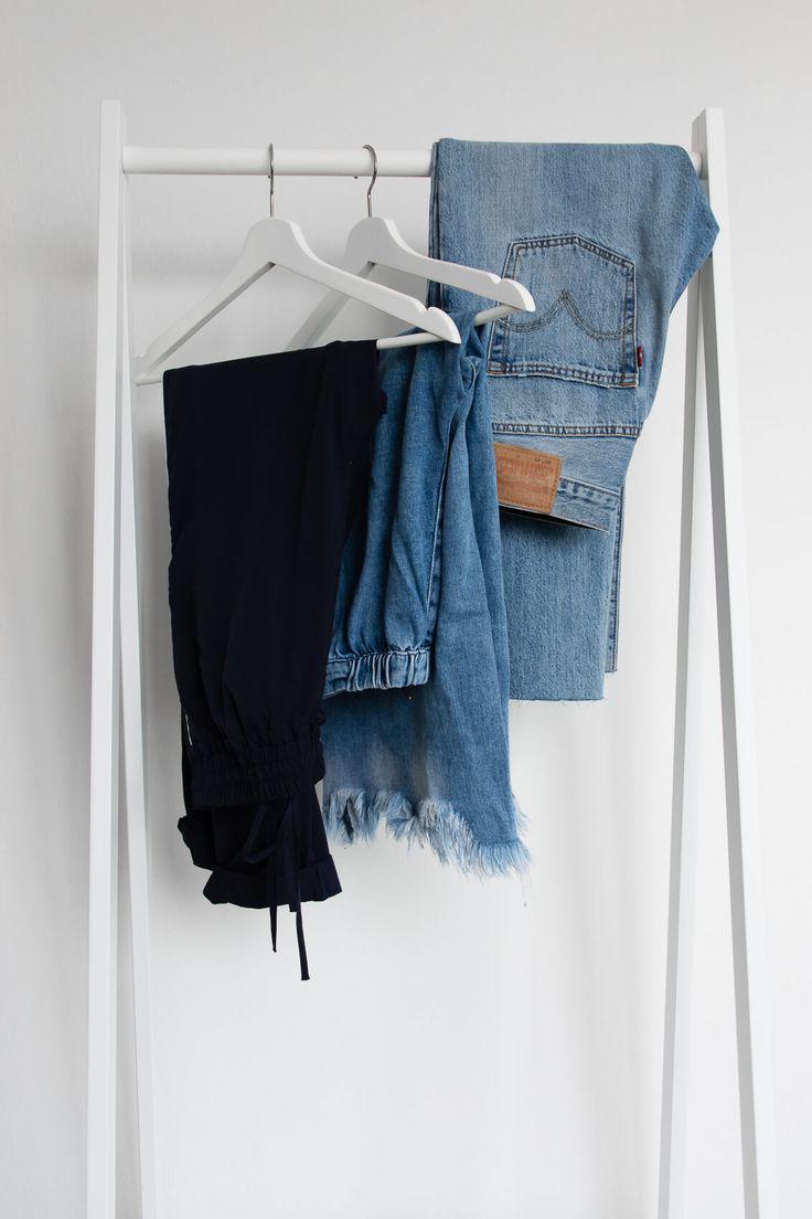 Must have basics for spring minimalistischer for Minimalistischer kleiderschrank