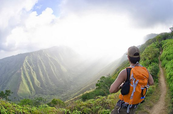 While Hawaii is known for riding swells, #Maui is also home to some of the world's best hiking.