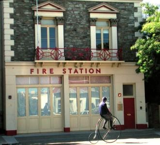 Fire Station Inn = North Adelaide, old world charm, River Torrens Popeye, O'Connell Street eats, Haighs Chocolates, Adelaide Oval, Tour Down Under, The National Wine Centre. I HEART Adelaide #wotahotel #wotif.com