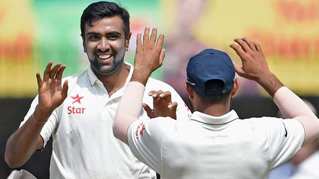 R Ashwin becomes top-ranked Test bowler; Rahane moves to 6th in batsmen's rankings - http://thehawk.in/news/r-ashwin-becomes-top-ranked-test-bowler-rahane-moves-to-6th-in-batsmens-rankings/