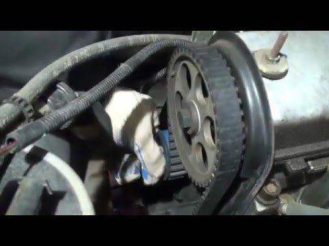 Замена ремня ГРМ ВАЗ 2110, 2111 видео инструкция | Авто мастер