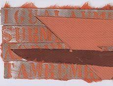 """A individual itinerante """"Nuno Ramos - Só Lâmina"""", do artista plástico Nuno Ramos, está em cartaz no Sesc Santana até 4 de janeiro, com entrada gratuita. A exposição reúne 11 telas do artista, que usa lâminas como matéria-prima. Em """"Só Lâmina"""", as telas multicoloridas ilustram um facão camuflado por colagens e cores fortes. A intenção...<br /><a class=""""more-link"""" href=""""https://catracalivre.com.br/geral/urbanidade/indicacao/so-lamina-traz-telas-feitas-com-facoes/"""">Continue lendo »</a>"""