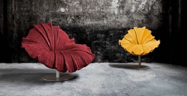 Flower Shaped Chairs
