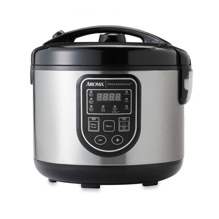 Aroma Professional® 20-Cup Rice Cooker