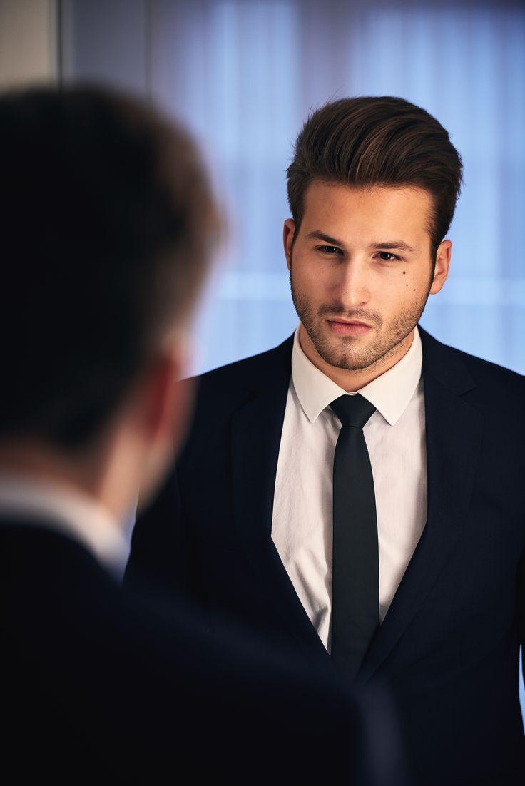 #MisterAustria Kandidat Florian Rammesmayer in unserer #Zeitgeist #Suite :) #MissWahlen #Model