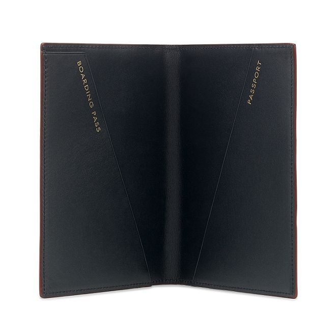 Leather Passport Case - SENSATIONAL SEAHORSES by VIDA VIDA Cheap Sale Shop For 4fhuhnB
