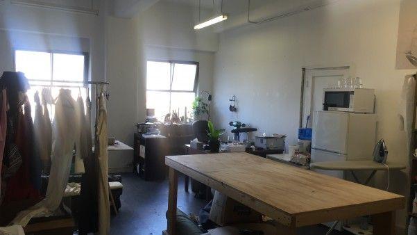 Nicholas Building makerspace