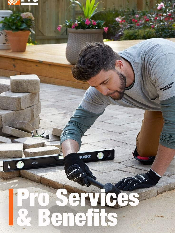 When It Comes To What Pros Need You Can Trust The Home Depot