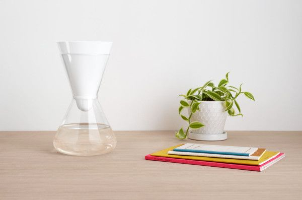 Soma's Simple Water Filtration System
