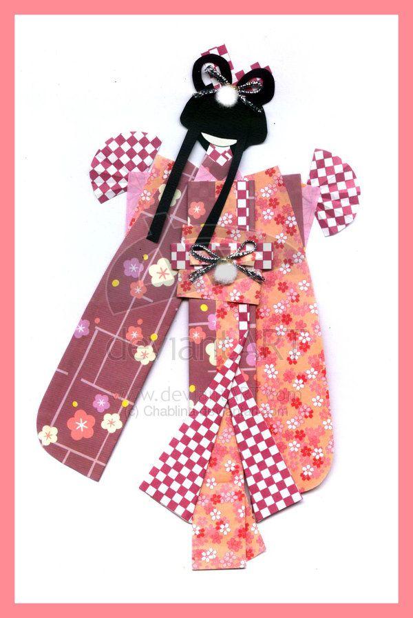 Hana Matsuri Doll by Chablina.deviantart.com on @deviantART