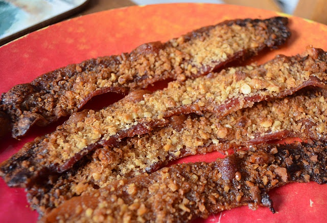 Candied Bacon | Recipes | Pinterest