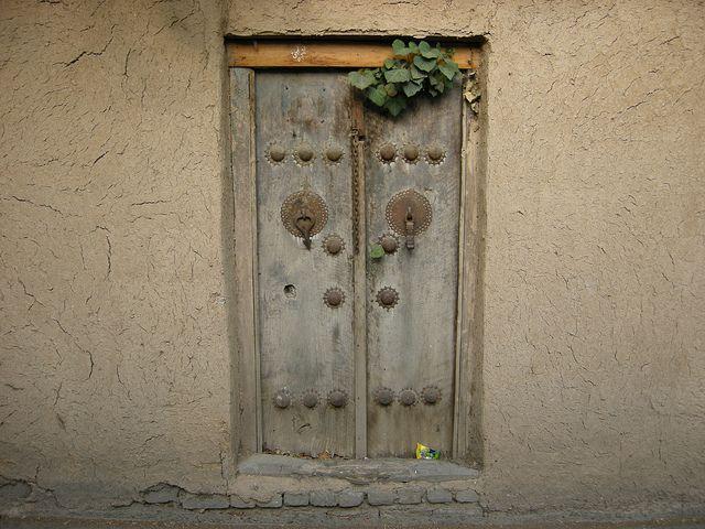 Old persian door by Maziar Barzi via Flickr & 84 best Doors \u0026 windows images on Pinterest | Persian Doors and ... Pezcame.Com