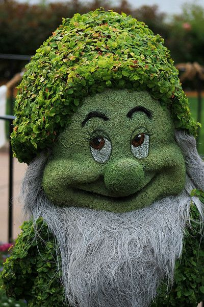 Epcot Disney Topiary