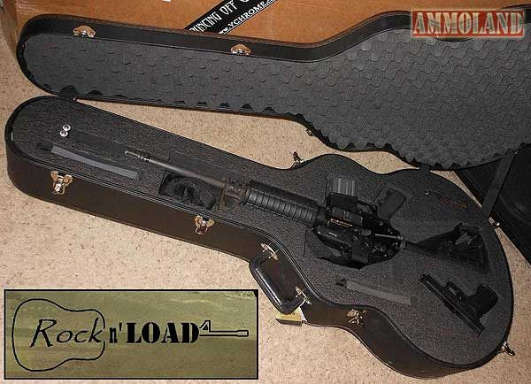 Modern Sporting Rifle Cases