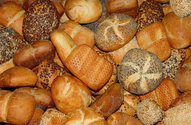 Brötchen ... there is NOTHING better than fresh rolls straight from the bakery at 5 a.m. ... NOTHING!